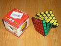 Кубик 5х5х5 ShengShou v2