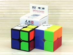 2x2x2 Cube MoFangGe WuXia M (magnetic)