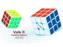 Кубик Рубика The Valk 3 Aqua Blue (Limited Edition)