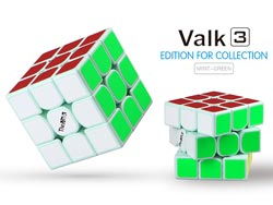 Кубик Рубика The Valk 3 Mint Green (Limited Edition)