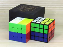 4x4x4 Cube MoFangGe WuQue Mini M (magnetic)