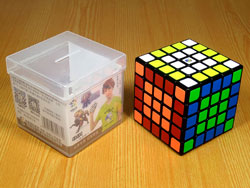 5x5x5 Cube YuXin Purple