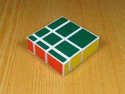 Mirrored Cuboid 1x3x3 YuXin