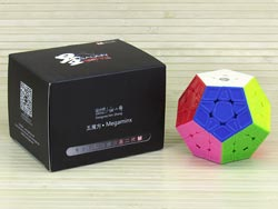 Megaminx X-Man Galaxy v2 M (magnetic) (68 mm)