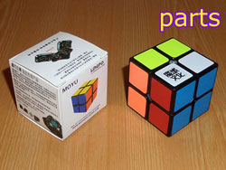 Parts for the 2x2x2 Cube MoYu LingPo