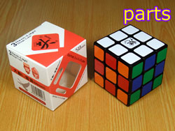 Parts for Rubik's Cube DaYan V ZhanChi 50 mm