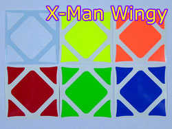 Stickers for Ск'юб X-Man Wingy