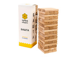 "Board game ""Tower"" (Jenga)"