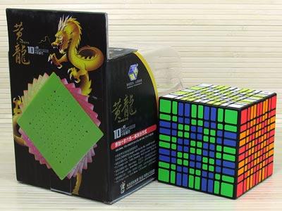 Кубик 10х10х10 YuXin HuangLong