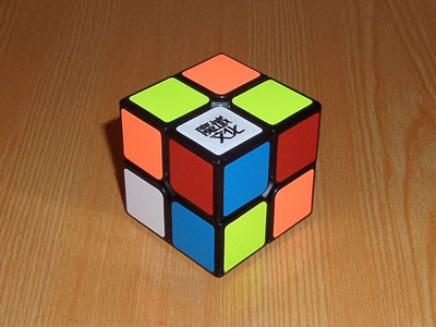 Кубик 2х2х2 MoYu LingPo