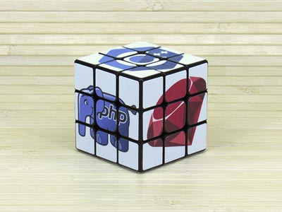 Customised Branded 3x3 Cube