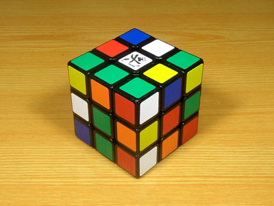 Rubik's Cube DaYan III LingYun v2