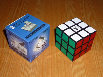 Кубик Рубика DaYan VI PanShi