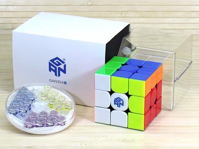 Кубик Рубіка Gan354 M (магнітний)