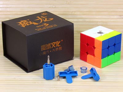 Кубик Рубика MoYu WeiLong GTS v3 M (магнитный)