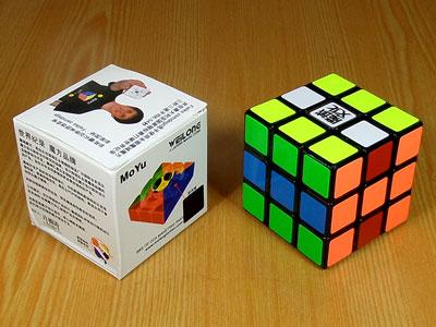 Кубик Рубіка MoYu WeiLong v2