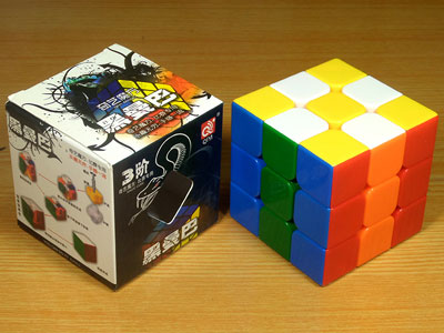 Кубик Рубика QiYi HeiManba