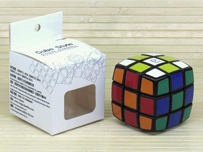 Rubik's Cube QJ (pillowed)