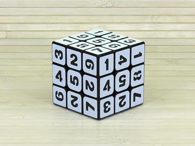 Судоку-куб 3х3
