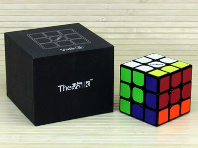 Rubik's Cube The Valk 3 M (magnetic version by CCC )