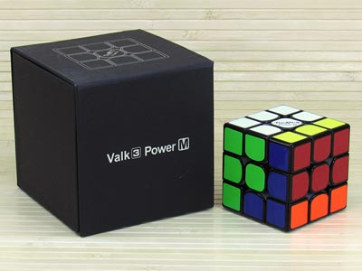 Кубик Рубіка The Valk 3 Power M (магнітний)