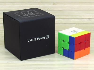 Кубик Рубіка The Valk 3 Power M (магнітний)