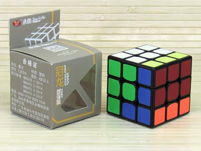 Кубик Рубіка YongJun GuanLong 2017