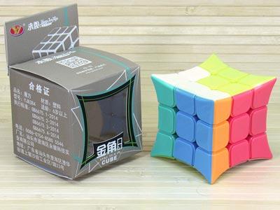 Кубик Рубіка YongJun JinJiao (увігнутий)