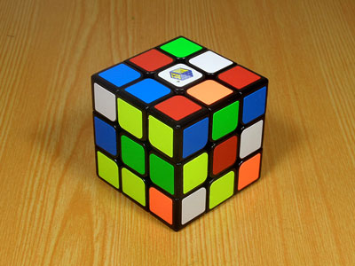 Rubik's Cube YuXin Fire