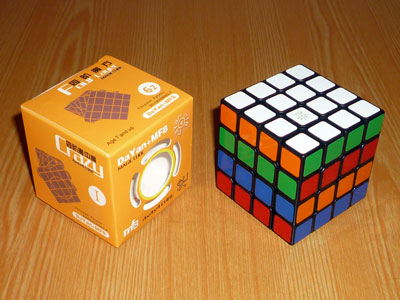 Кубик 4х4х4 DaYan + MF8 62 мм