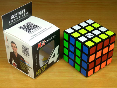Кубик 4х4х4 QiYi Storm (FengYun)