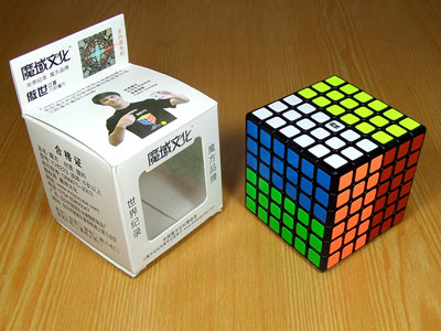 Кубик 6х6х6 MoYu AoShi