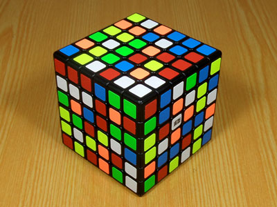 6x6x6 Cube MoYu AoShi