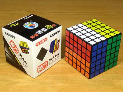 6x6x6 Cube ShengShou