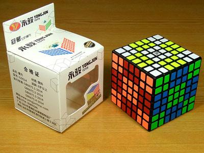 7x7x7 Cube YongJun GuanFu / YuFu