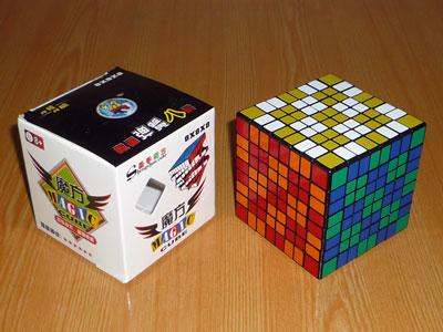Кубик 8х8х8 ShengShou