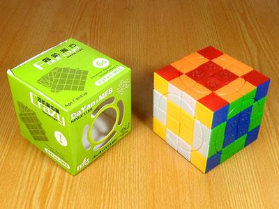 Кубик 4х4х4 (crazy) v3 DaYan + MF8