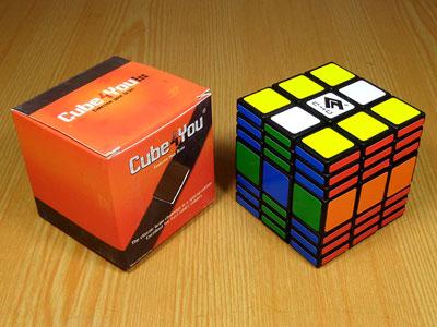 3x3x7 Cuboid Cube4You