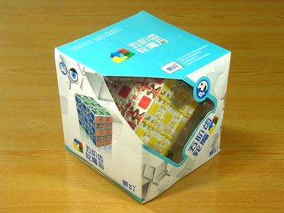 Гір-куб 5х5 CubeTwist + Oskar 80 мм
