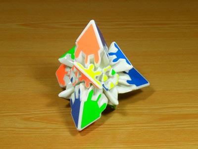 Gear Pyraminx HeShu