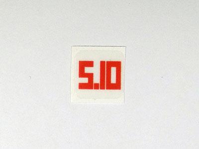 "Логотип ""5.10"""
