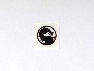 """Логотип """"Mortal Kombat"""""""