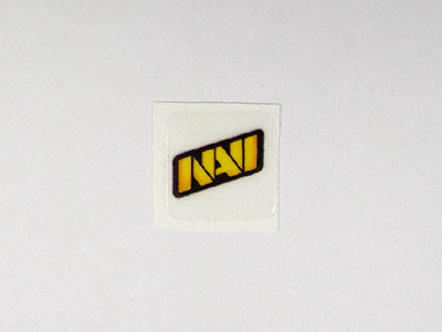 """Логотип """"Na`Vi"""""""