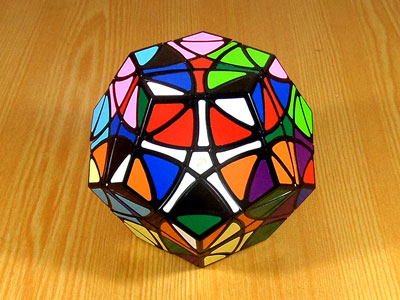 Helicopter Dodecahedron MF8