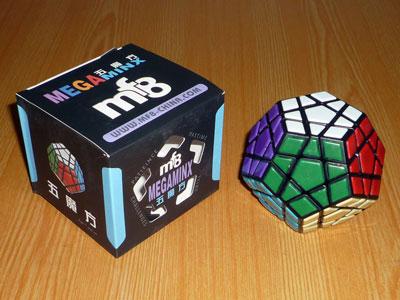Megaminx MF8 v2