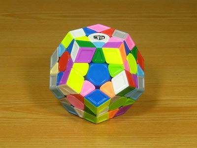 Megaminx X-Man Galaxy v2 (68 mm)