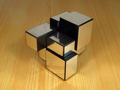 Зеркальный куб 2х2 LeFun