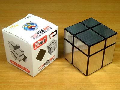 Дзеркальний куб 2х2 ShengShou