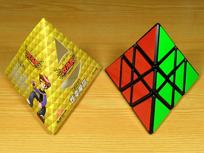 Мастер Піраморфікс YongJun