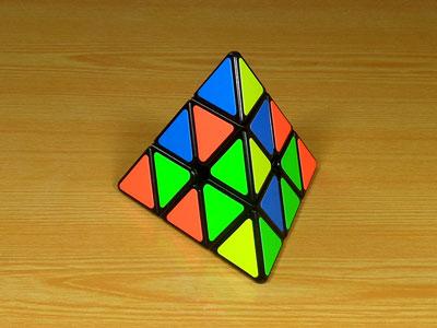 Пираминкс ShengShou Aurora